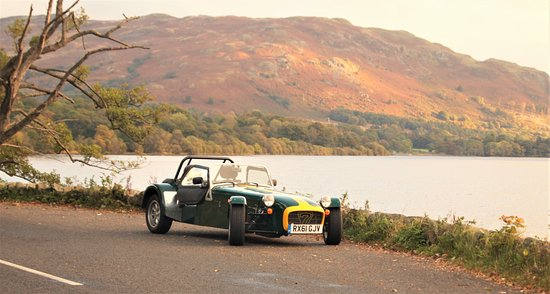 Yorkshire Caterham Hire