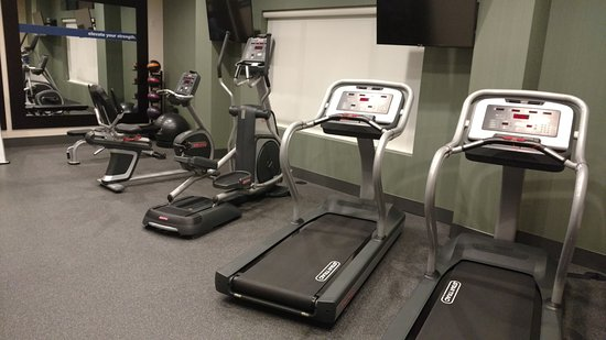 Wexford, Пенсильвания: Excercise area/work out room