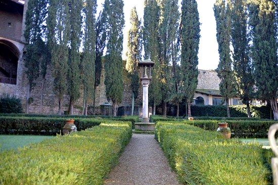 Hotel Villa Casagrande : Il giardino all'italiana