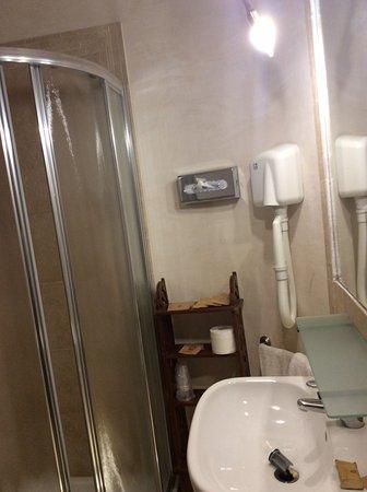 Hotel Villa Casagrande : Camera superior_Bagno