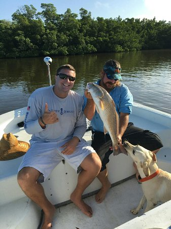 Naples Backwater Fishing Charters