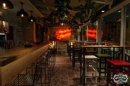 Good times belleville athens tripadvisor for Terraces opening times