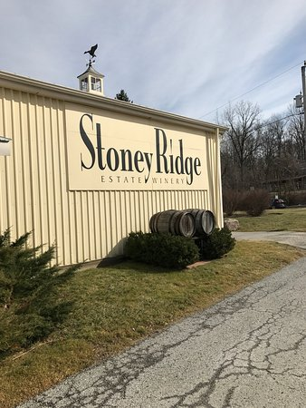 ‪Stoney Ridge Estate Winery‬