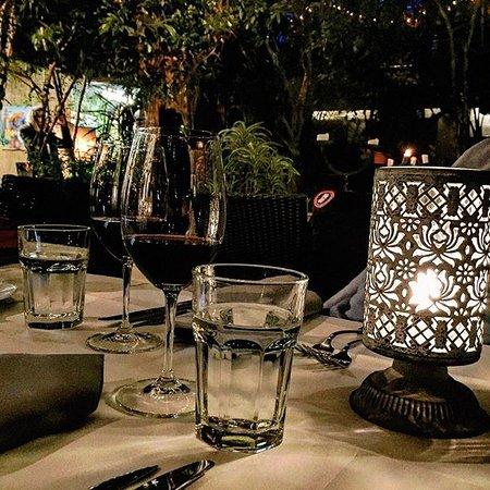 Triibhuus: Romantisches Dinner