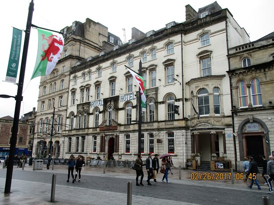 Photo of The Legacy Royal Hotel Cardiff