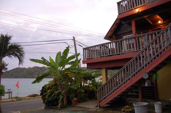 Speyside, Tobago: The house