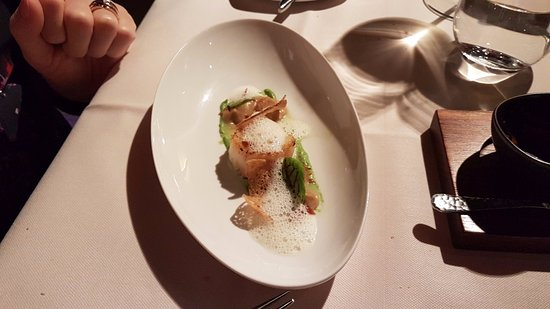 Restaurant Esszimmer: sehr lecker ...