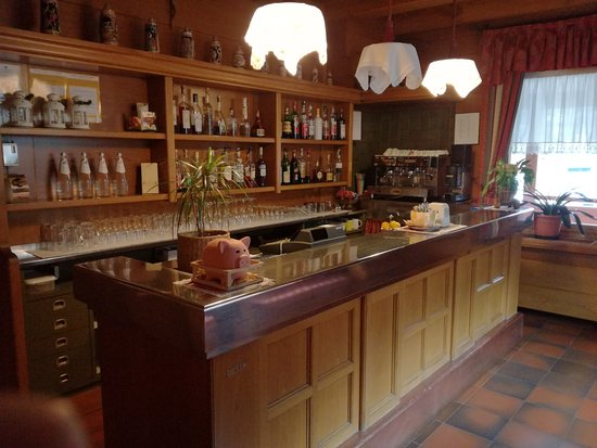 Hotel Miramonti: Bar dell'albergo