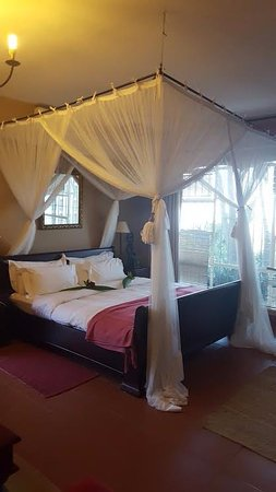 Plumbago Guest House: The rooms were elegant and comfortable!