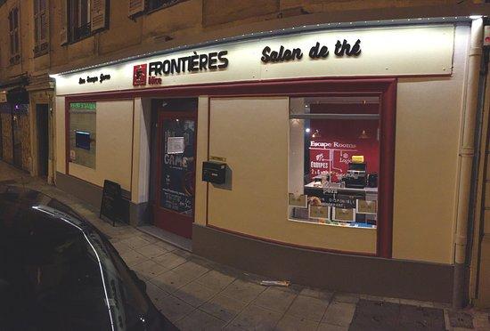 Frontieres Live Escape