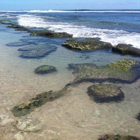 Alila Villas Uluwatu: Private Beach