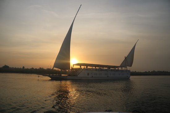The Amoura at sunset - Picture of Oriental Tours Egypt, Cairo