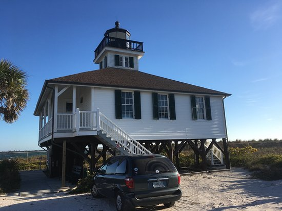 Boca Grande, FL: Lighthouse