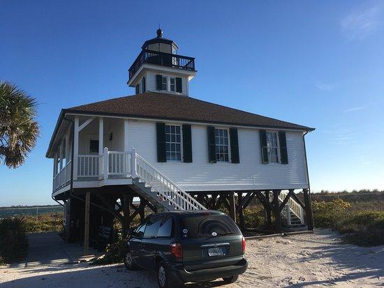 Boca Grande, Флорида: Lighthouse