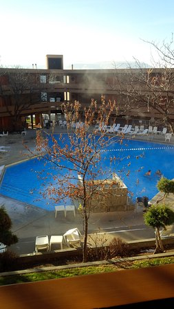 Warm Springs, OR: Resort Pool