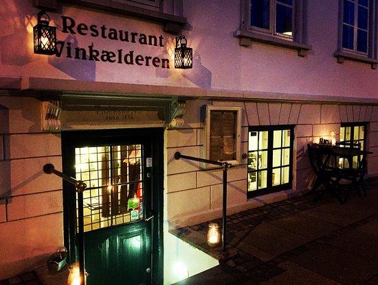 Restaurant Vinkælderen Bild Von Restaurant Vinkaelderen Nykobing