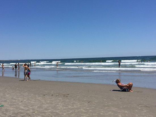 Narragansett Beach照片