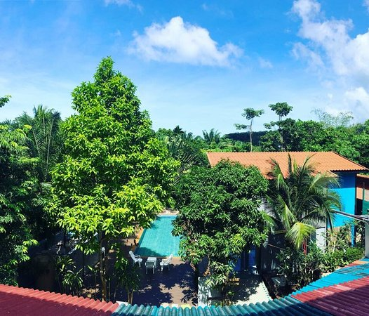 Lanta Thip House: New swimming pool