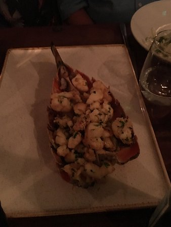 Restaurant Fishalicious: Lobster to share