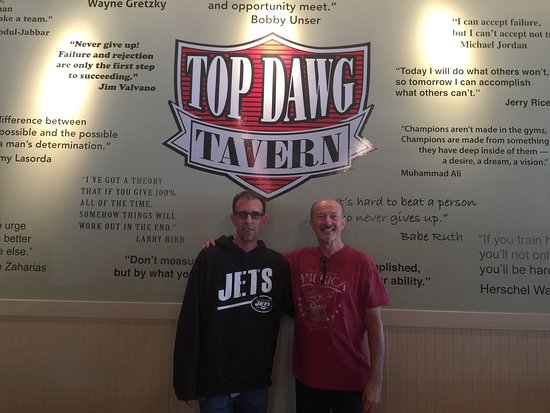 Top Dawg Tavern - Picture of Top Dawg Tavern, Summerville