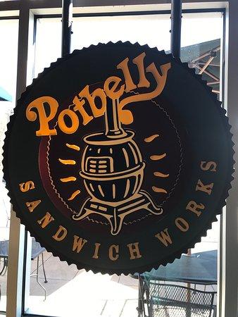 Potbelly Logo potbelly sandwich works, college park - 10260 baltimore ave - menu