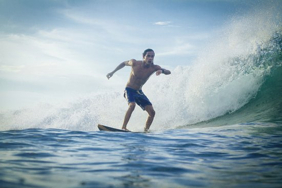 Enjoy Wipeout Private Surf Guiding in Bali