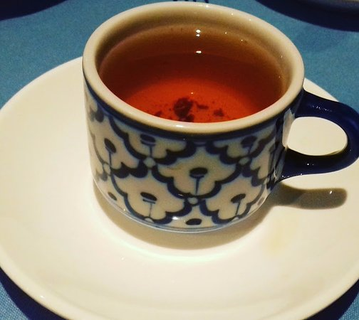 Илфорд, UK: chinese tea