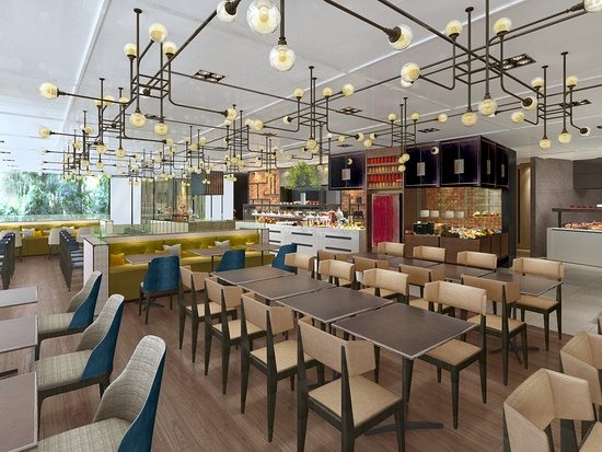 Shangri-La Hotel Kuala Lumpur: Lemon Garden