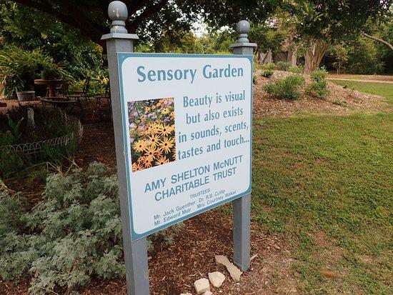South Texas Botanical Gardens U0026 Nature Center: Sensory Garden