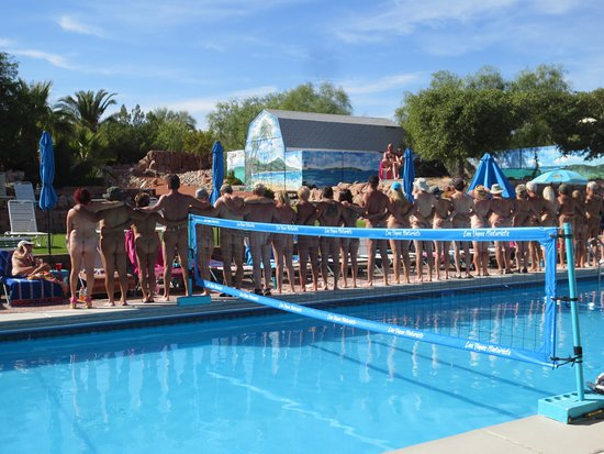Cypress Cove Nudist Resort: Las Vegas Naturists