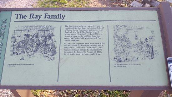Republic, Μιζούρι: Wilson's Creek National Battlefield