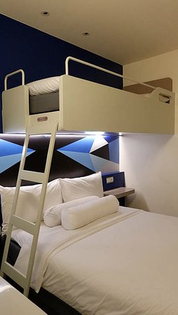 Bunk Bed For 3 Person Picture Of Ibis Budget Jakarta Tanah Abang