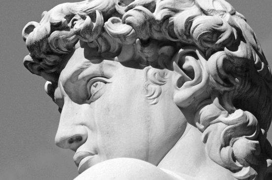 Viator限定 フィレンツェのアカデミア美術館の早朝入場と朝食