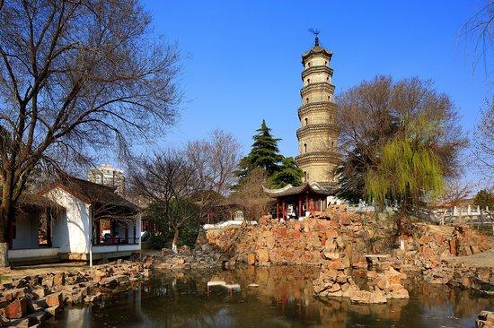 Fuyang, Kina: 景区
