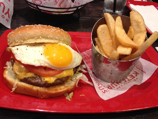 Red Robin Gourmet Burgers Wichita Restaurant Reviews Photos - Us-beer-map-red-robin