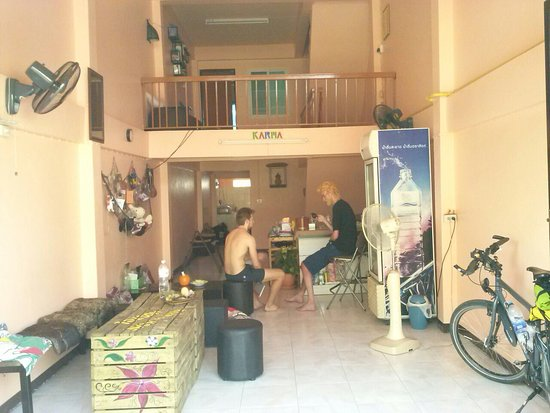 Karma Home Hostel - Prices & Reviews (Phitsanulok, Thailand ...