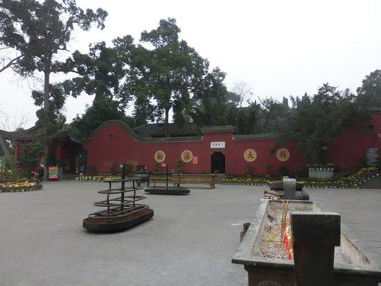 Wuyou Temple Photo