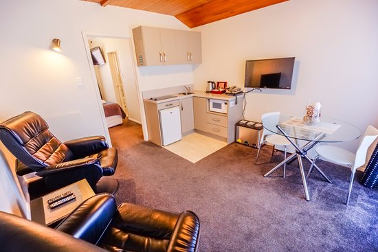 Timaru, New Zealand: Small one bedroom unit