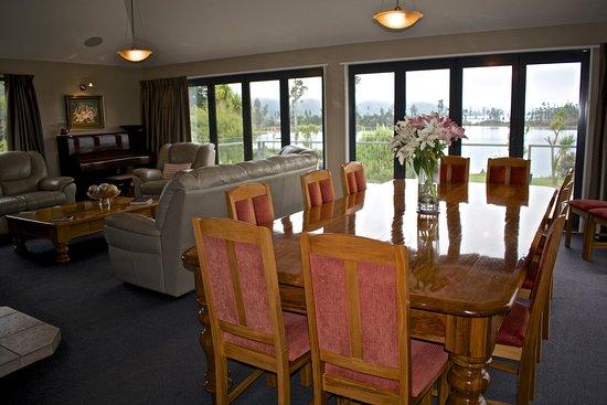 Moana, Nueva Zelanda: Dining area