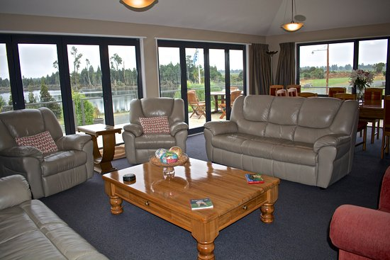 Moana, New Zealand: Lounge area