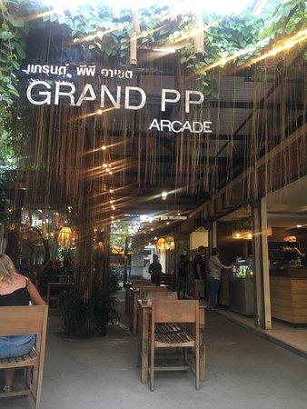 Valokuva: Grand PP Arcade
