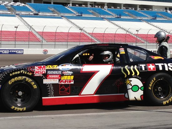 Richard Petty Driving Experience Las Vegas Nv What You Need To Know With Photos Tripadvisor
