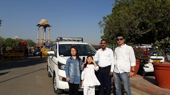 Kumar Tourist Taxi Service new Delhi India