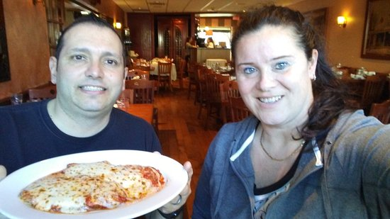 Sayville, NY: Good Old Chicken Parm