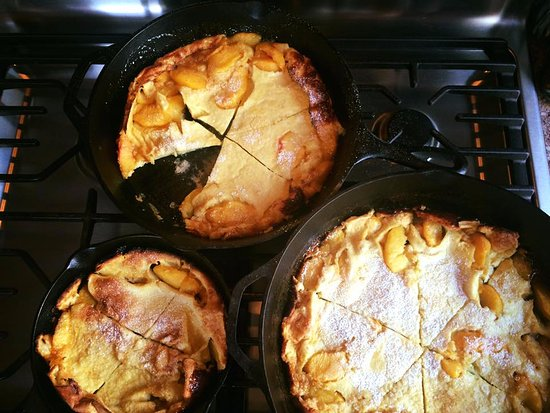 Grafton, VT: Dutch Babies, Baby!
