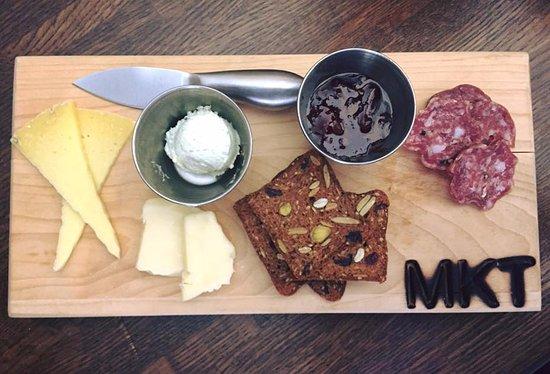 Grafton, VT: Small Cheese Board