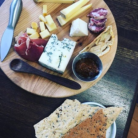 Grafton, Vermont: Large Cheese Board
