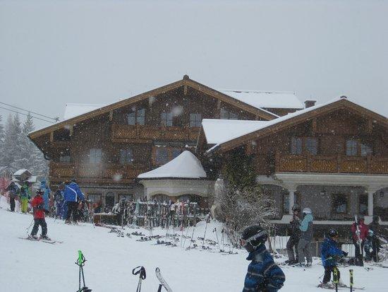 Berggasthof Munzen Photo De Berggasthof Munzen Flachau Tripadvisor