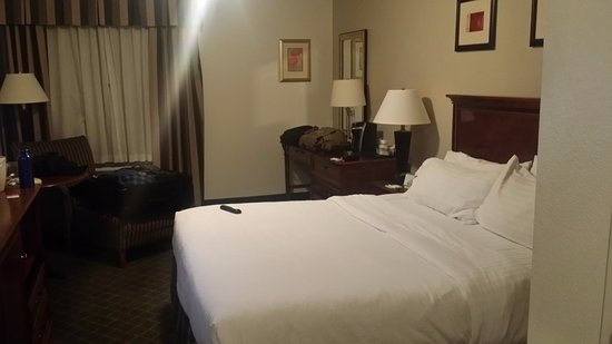 Holiday Inn Hotel and Convention Center: Decent sized room