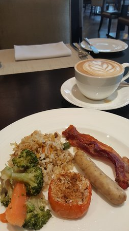 Hotel Indonesia Kempinski: Breakfast